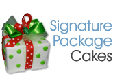 Signature Package Cakes & Pails
